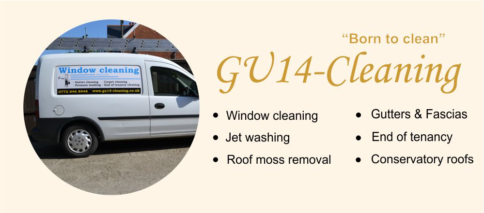 reliable window cleaner farnborough