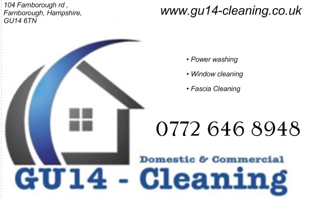 Gutter Cleaning Services In Aldershot And Farnborough